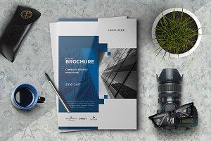Corporate Bi-Fold Brochure 03