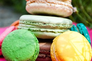 Silly Stack of Macarons