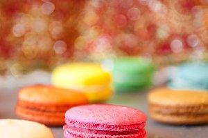 Bokeh of Macarons