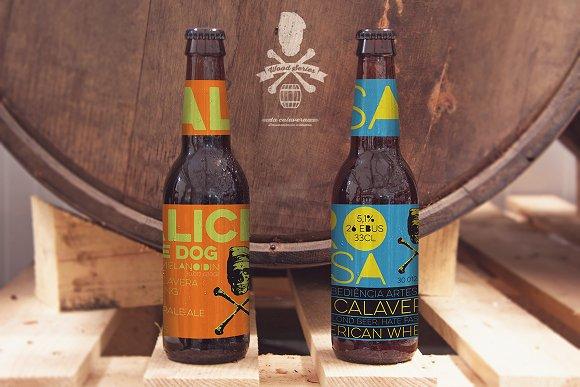 Download Beer Barrel Mockup 2 | -30%Intro