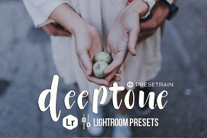 Deeptone Lightroom Preset Pack
