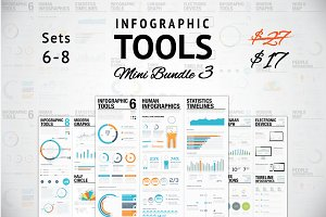 Infographic Tools Mini Bundle #3