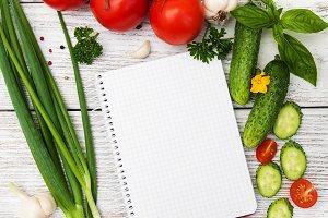 Recipe planning concept