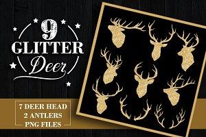 Glitter Deers