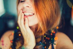 Smiling to Christmas