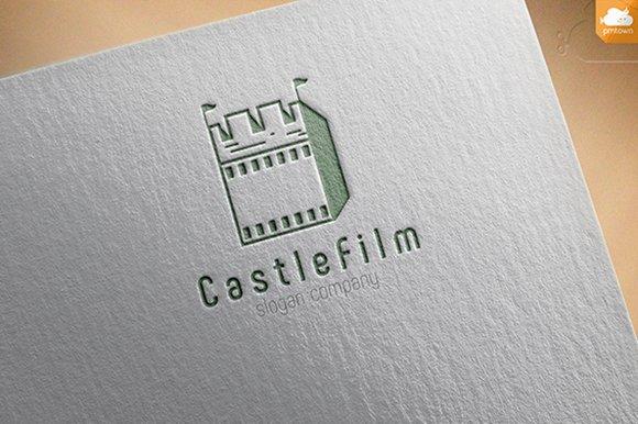 CastleFilm Logo