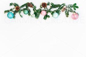 Christmas Ornament Banner