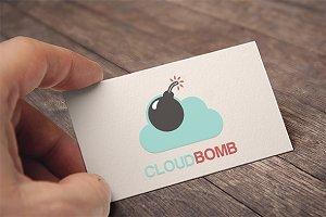 CloudBomb Logo