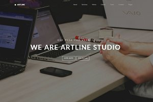 Artline - Agency + Personal Template