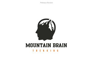 Mountain Brain Logo