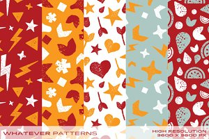 Whatever Patterns Vol.1
