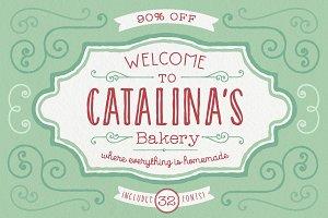 CATALINA FONT FAMILY