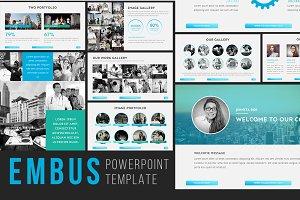 Embus PowerPoint Template
