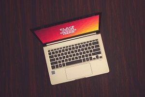 Acer Laptop Mock-up#6