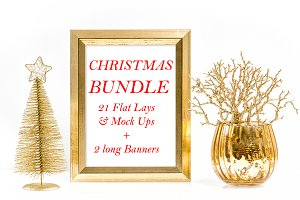 23 Christmas Photos Bundle