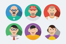 Flat users avatars + Creation kit