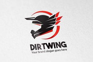 Motocross Wing Logo