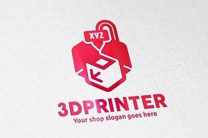 3D printer Logo