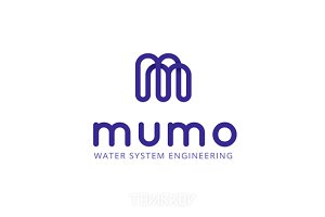 Mumo Letter M Logo Template