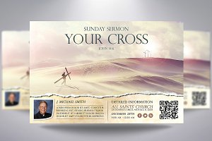 Your Cross Church Flyer