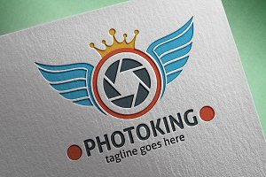 Photo King Logo