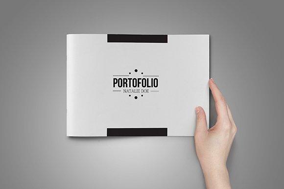 Portofolio Brochure Brochure Templates Creative Market
