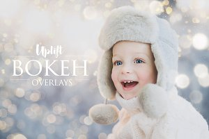 Bokeh Overlays for Photoshop