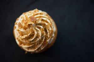 Cupcakes desert cream