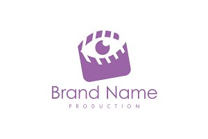 Clapboard Eye Logo