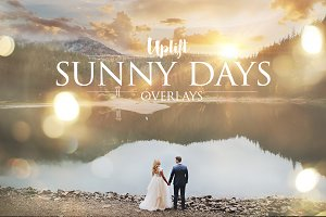 Sunny Days Sun Flare Overlays