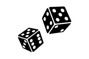 Two Dice Cubes