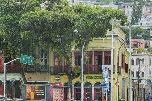 Urban Scene Rio de Janeiro