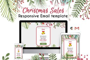 X-Mas Email Templates
