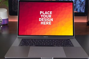 MacBook Mock-up#12
