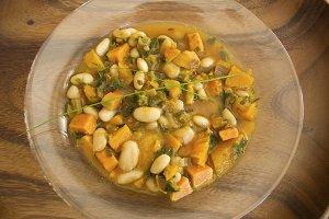Autumn Soup - Vegetable White Bean 3