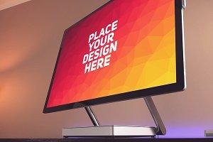 Microsoft Surface Studio Mock-up#5