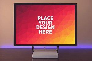 Microsoft Surface Studio Mock-up#4
