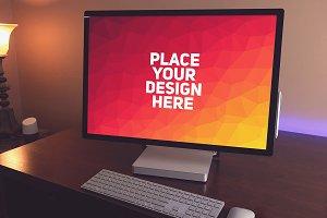 Microsoft Surface Studio Mock-up#8