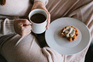 Cozy Christmas Breakfast