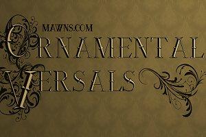 Ornamental Versals