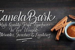 Canela Bark