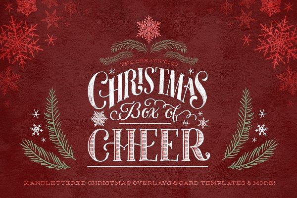 Christmas Box of Cheer!