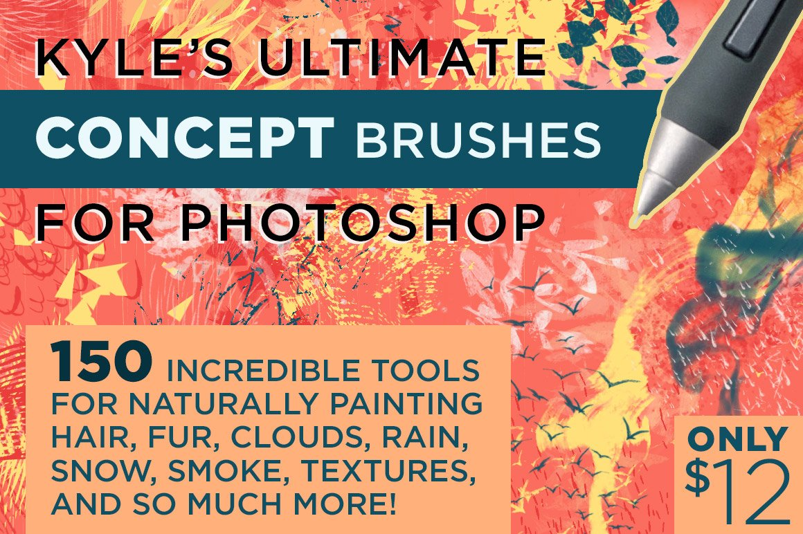Kyle Media Brushes For Photoshop Behance – HD Wallpapers