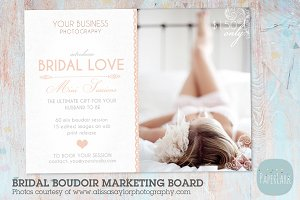 IL002 Boudoir Marketing Board