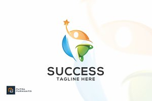 Success / People - Logo Template
