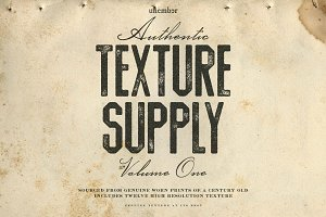 Unember Texture Supply Volume 1