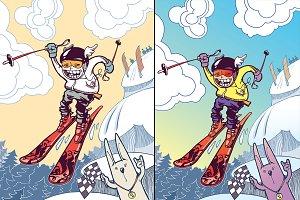Brave Ski Freerider