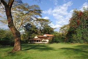 Resort in Africa