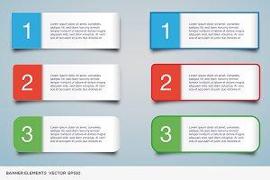 Banner Elements vol.2
