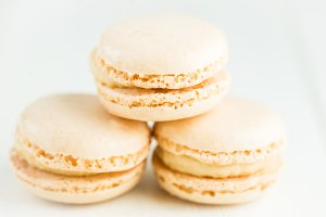 French Sweet Macaroons